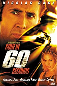"Cover of ""Gone in 60 Seconds"""
