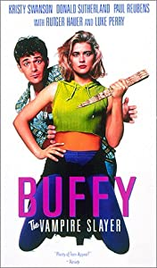 Murphy Visa Card >> Amazon.com: Buffy the Vampire Slayer [VHS]: Kristy Swanson, Donald Sutherland, Paul Reubens ...