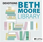 DEVOTIONS FROM THE BETH MOORE LIBRARY...