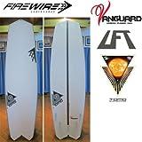 FIREWIRE SURFBOARDS 【ファイヤーワイヤー】 サーフボード VANGUARD LFT 【ヴァンガード】 モデル ショートボード (5'3 × 17 3/4 × 2 5/16)