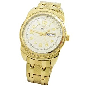 Aqua Master Quartz 0.20ctw Diamond Watch AQMNW07