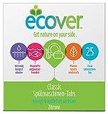 Ecover Classic Spülmaschinen-Tabs 500g 25St.