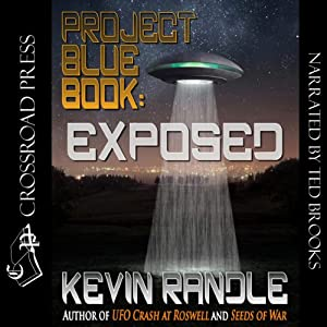Project Blue Book: Exposed Audiobook