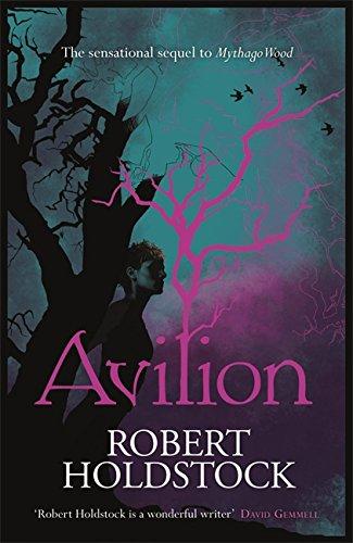 Avilion. Robert Holdstock