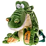 Al the Plush Alligator Backpack
