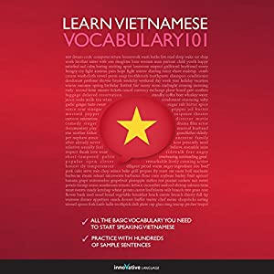 Learn Vietnamese - Word Power 101 Audiobook
