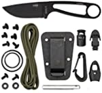 ESEE Izula Black with Kit.