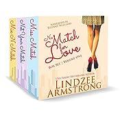No Match for Love Volume One Box Set: Miss Match, Not Your Match, Mix 'N Match   [Lindzee Armstrong]