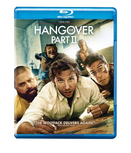 Cover art for  The Hangover Part II (+Ultraviolet Digital Copy)
