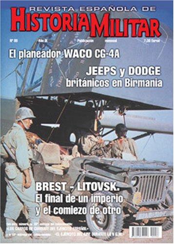 Revista Espanola De Historia Militar
