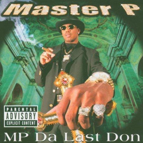 Mp Da Last Don By Master P [Music Cd]