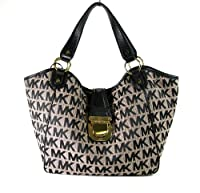 Michael Kors Charlton Large Tote RTW Jacquard