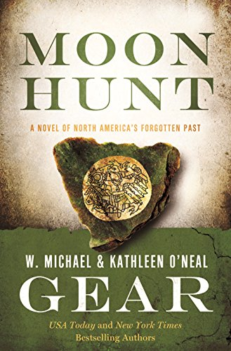 Book Cover: Moon Hunt