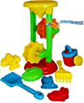 Kids Sand and Water Mill Play Set San...