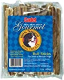 Cadet 1-Pound Bully Sticks for Dogs, 4 to 6-Inch