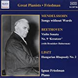 Friedman Complete Recordings V
