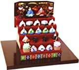 ビリー 手作りドールハウスキット ミニミニひな人形キット 五段飾り 6622