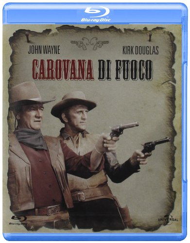 Carovana di fuoco [Blu-ray] [IT Import]