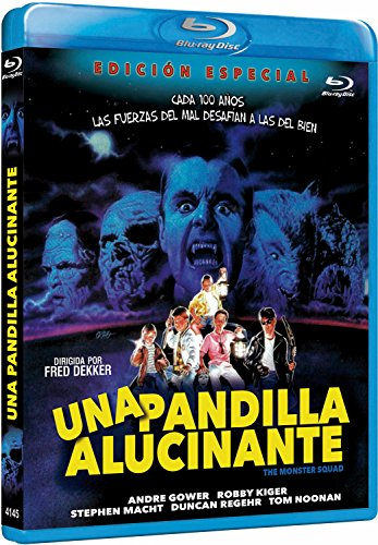 Una Pandilla Alucinante - The Monster Squad [Non-usa Format: Pal, Region B -Import- Spain]