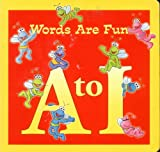 img - for Words Are Fun A to I (Sesame Street) book / textbook / text book