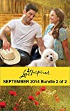 img - for Love Inspired September 2014 - Bundle 2 of 2: Her Hometown Hero\The Deputy's New Family\Rescuing the Texan's Heart book / textbook / text book