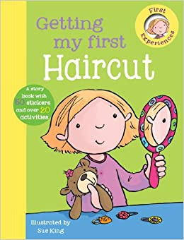 Getting My First Haircut (First Experience): Amazon.co.uk