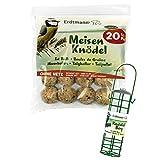 """Erdtmanns 20 Meisenkn�del ohne Netz plus 1 Kn�delboy, 1er Pack (1 x 1.793 kg)von """"Erdtmanns"""""""