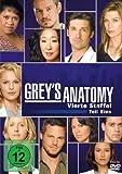 Grey's Anatomy - Die jungen Ärzte - Vierte Staffel, Teil 1 (3 DVDs)