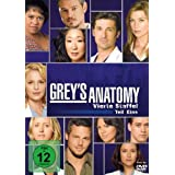 """Grey's Anatomy - Die jungen �rzte - Vierte Staffel, Teil 1 (3 DVDs)von """"Ellen Pompeo"""""""