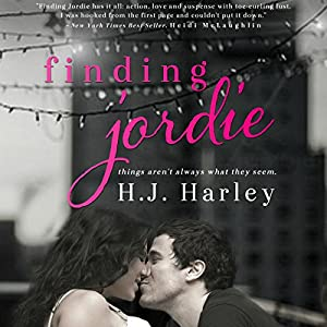 Finding Jordie Audiobook