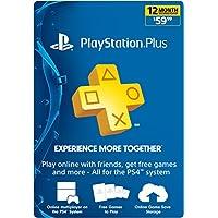 Sony PlayStation Plus 1-Year Membership [Digital Download]