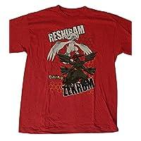Pokemon Red Boys Reshiram Character Shirt (X-Large, 18)