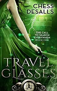Travel Glasses by Chess Desalls ebook deal