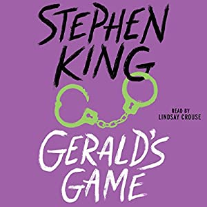 Gerald's Game Hörbuch