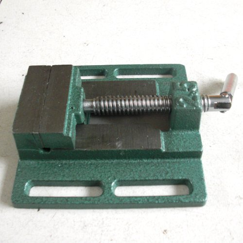 作業台に置くだけ簡単設置! 卓上万力 切断・穴あけ作業の固定に! テーブルバイス 固定 AL-TVISE
