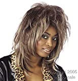 Adult Tina Turner Style Wig