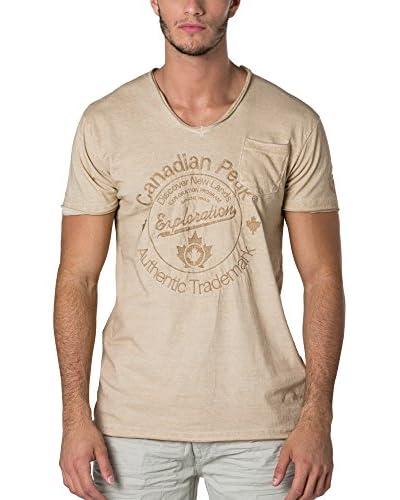 CANADIAN PEAK T-Shirt Jalorie beige