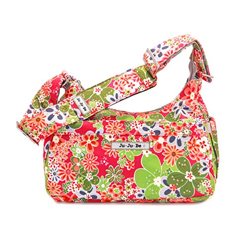 Ju-Ju-Be HoboBe Purse Diaper Bag, Perky Perennials