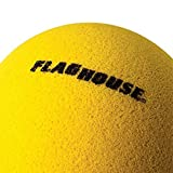 UNCOATED FOAM BALL 2.75 IN Yellow BB