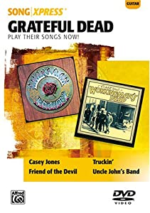 SongXpress Play Their Songs Now! Grateful Dead (DVD)