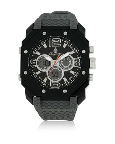 Burgmeister Reloj de cuarzo 901-620 Gris 46 mm