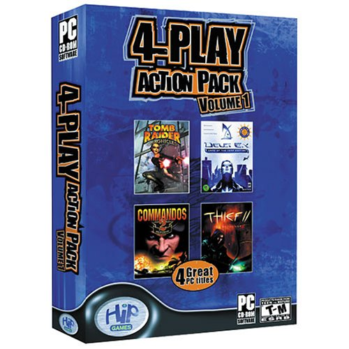 4-Play Action Pack - PCB0000AHSA4 : image