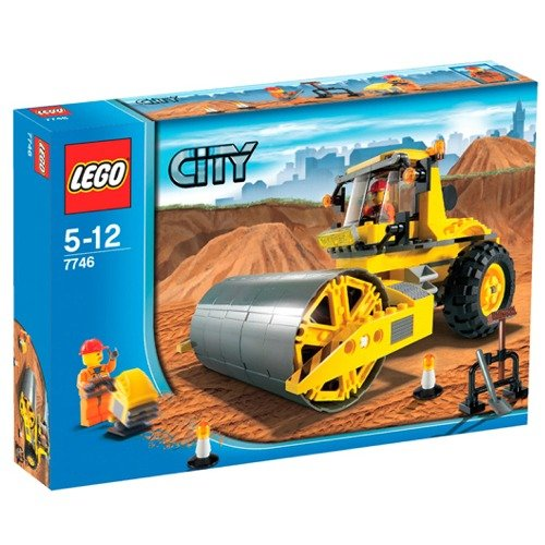 LEGO 7746 CITY Single-Drum Roller (Lego single drum roller) (japan import) günstig kaufen