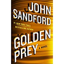 Golden Prey Audiobook by John Sandford Narrated by Richard Ferrone