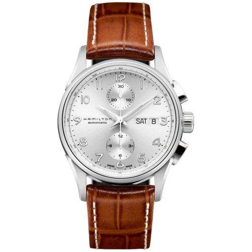 Hamilton H32576555 - Orologio da polso, cinturino in pelle