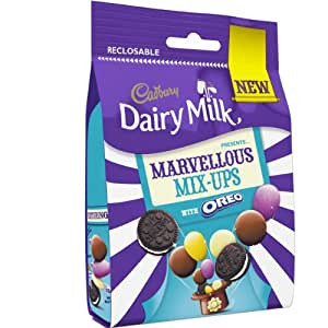 Cadbury Marvellous Creations Mix-Ups with Oreo Bag 110g