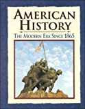 American History: The Modern Era Since 1865 (0028224337) by Ritchie, Donald A.