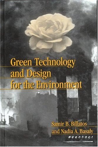 Green Technology And Design For The Environment front-600148