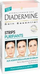 Diadermine - Strips Purifiants - 6 Strips