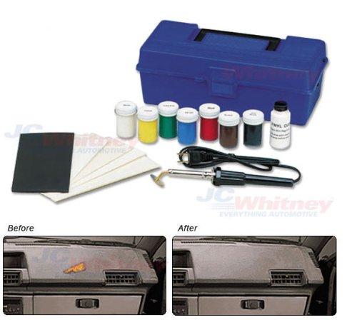 liquid leather dashboard repair kit auto equipm